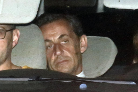 """Sarkozy, imputado por """"corrupción activa"""""""
