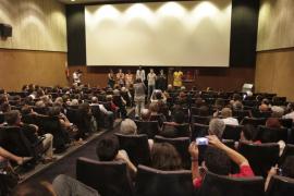 Gran acogida de 'Muerte accidental de un inmigrante' en su estreno