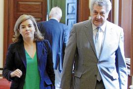 Posada admite que el aforamiento del rey Juan Carlos ha sido «una chapuza»