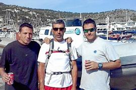 Aparece sano y salvo el submarinista desaparecido el martes en aguas de Sóller