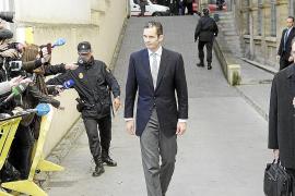 Urdangarin también recurre para que la Audiencia le exculpe de ocho delitos