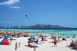 Platges de Muro y Cala Millor, entre las diez mejores playas con oferta hotelera