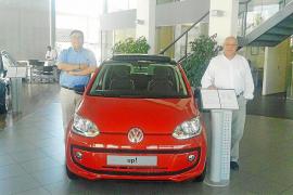 Awauto ya dispone en sus instalaciones del nuevo eléctrico Volkswagen e-up!
