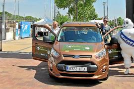 El Tourneo Connect, ganador del ALD Ecomotion Tour 2014