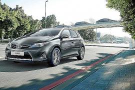 Llega la gama 2014 del Toyota Auris