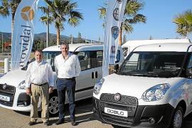 AutoVidal Balear y Fiat Professional, con Bongrup