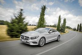 La nueva Clase S Coupé de Mercedes-Benz