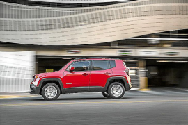 Renegade, el nuevo SUV Compacto de la marca Jeep
