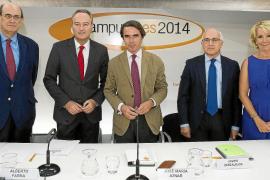 Fabra avisa de que el separatismo catalán se puede expandir por Valencia y Balears