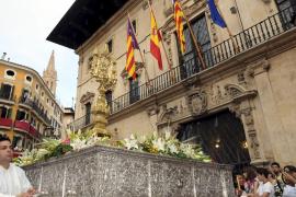 Un solemne Corpus en Palma