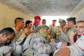 Arabia Saudí despliega 30.000 soldados en la frontera con Irak