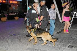 Detenido un recepcionista de un hotel de Magaluf por vender droga a los clientes