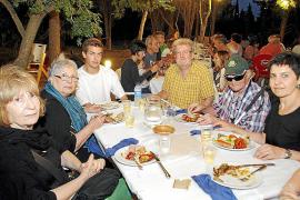 palma sa casa llarga cena homenaje jaume sastre