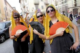 Festes d'Estiu Post-Trinitaries en amarillo