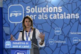 De Cospedal: «Hemos pasado del milagro español a ser un país intervenido»