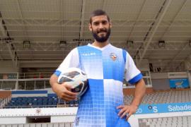 Martí Crespí continuará dos años más en el Sabadell