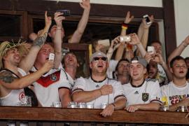 El Mundial reparte alegría y decepción en Mallorca