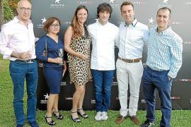 Velada gastronómica con Jordi Cruz en el hotel Iberostar Playa de Muro
