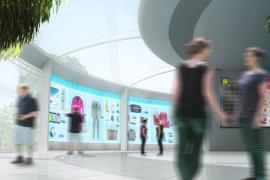 Monitorizar el equipaje, piscinas y hologramas, el futuro de los aeropuertos