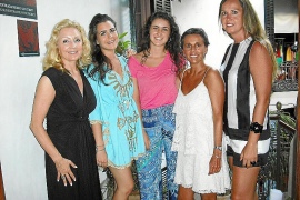 Desfile de moda en el Museu Can Morey de Santmartí