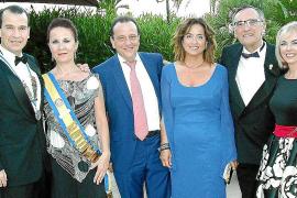 Relevo en la presidencia del Club Rotario Palma- Almudaina