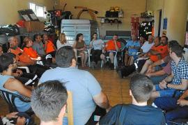 Las agrupaciones de Protección Civil de Mallorca en pie de guerra contra el exalcalde de Ciutadella