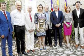 El Consell celebra el 3º aniversario de la Serra Patrimonio de la Humanidad