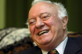 Fallece el expresidente de Georgia Eduard Shevardnadze