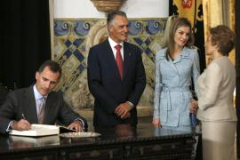 Felipe VI renueva el compromiso de la Corona española con Portugal