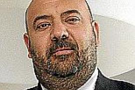 PALMA - ENTREVISTA AL CONSELLER DE TURISME, JAIME MARTINEZ .