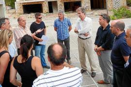La empresa que derribará el Rocamar de Sóller prevé seis meses de trabajos de gran impacto