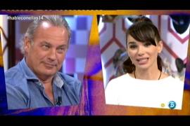 Beatriz Montañez paga los 1.000 euros que se apostó con Bertín Osborne