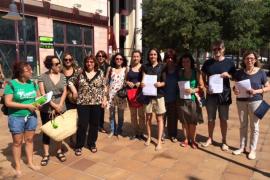 Profesores del IES Francesc de Borja Moll piden la destitución de su director