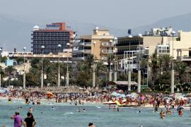 El PSIB quiere una Platja de Palma más segura y limpia