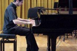 Recital de piano con Pedro Aguiló y  Laura Pérez