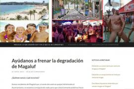 Los vecinos de Calvià se movilizan contra el turismo de borrachera