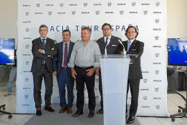 El Tour Dacia 2014 pasó por Mallorca