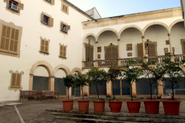 Educación licita por 509.000 euros para la nueva museografía del Museo de Mallorca