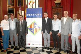 El fútbol sala se asienta en Palma