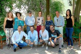 Múltiples disciplinas se unen para ofrecer una noche de arte en el Palau d'Aiamans de Lloseta