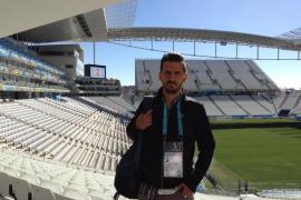 El periodista Jorge 'Topo' López fallece en accidente en Brasil