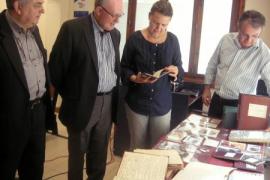 El Consell de Mallorca digitalizará y archivará  las obras del Pare Ginard