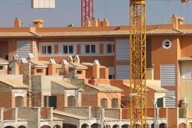 Las obras visadas aumentan en Mallorca un 2,83%