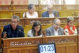 El PSIB dice que la amnistía urbanística es ilegal y amenaza con impugnarla
