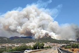Las nuevas tecnologías refuerzan el operativo para la extinción de incendios