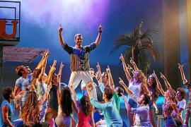 El musical de Hombres G incluye Mallorca en su gira con Nando González