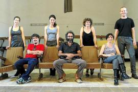 Corcada Teatre convierte 'Otelo' en 'O' para el festival Jardí Desolat