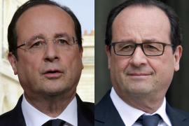 """Las nuevas gafas """"extranjeras"""" de Hollande generan revuelo en Francia"""