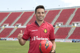 Arana: «El Mallorca merece estar en Primera»