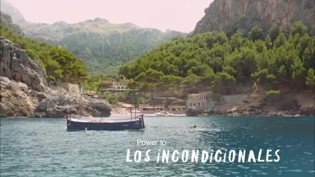 Mallorca, protagonista del último anuncio de Vodafone